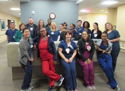 Texas Orthopedic Hospital Patient Care Unit Recognized for